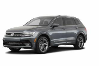 Volkswagen Lease Takeover in Montreal, QC: 2019 Volkswagen Tiguan Comfortline Automatic AWD ID:#27907