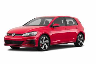 Volkswagen Lease Takeover in Vancouver, BC: 2021 Volkswagen Golf gti Automatic 2WD ID:#28973