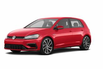 Lease Transfer Volkswagen Lease Takeover in Richmond, BC: 2019 Volkswagen Golf R Automatic AWD