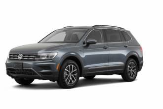 Volkswagen Lease Takeover in Ottawa, ON: 2021 Volkswagen Tiguan Comfortline 4MOTION Automatic AWD