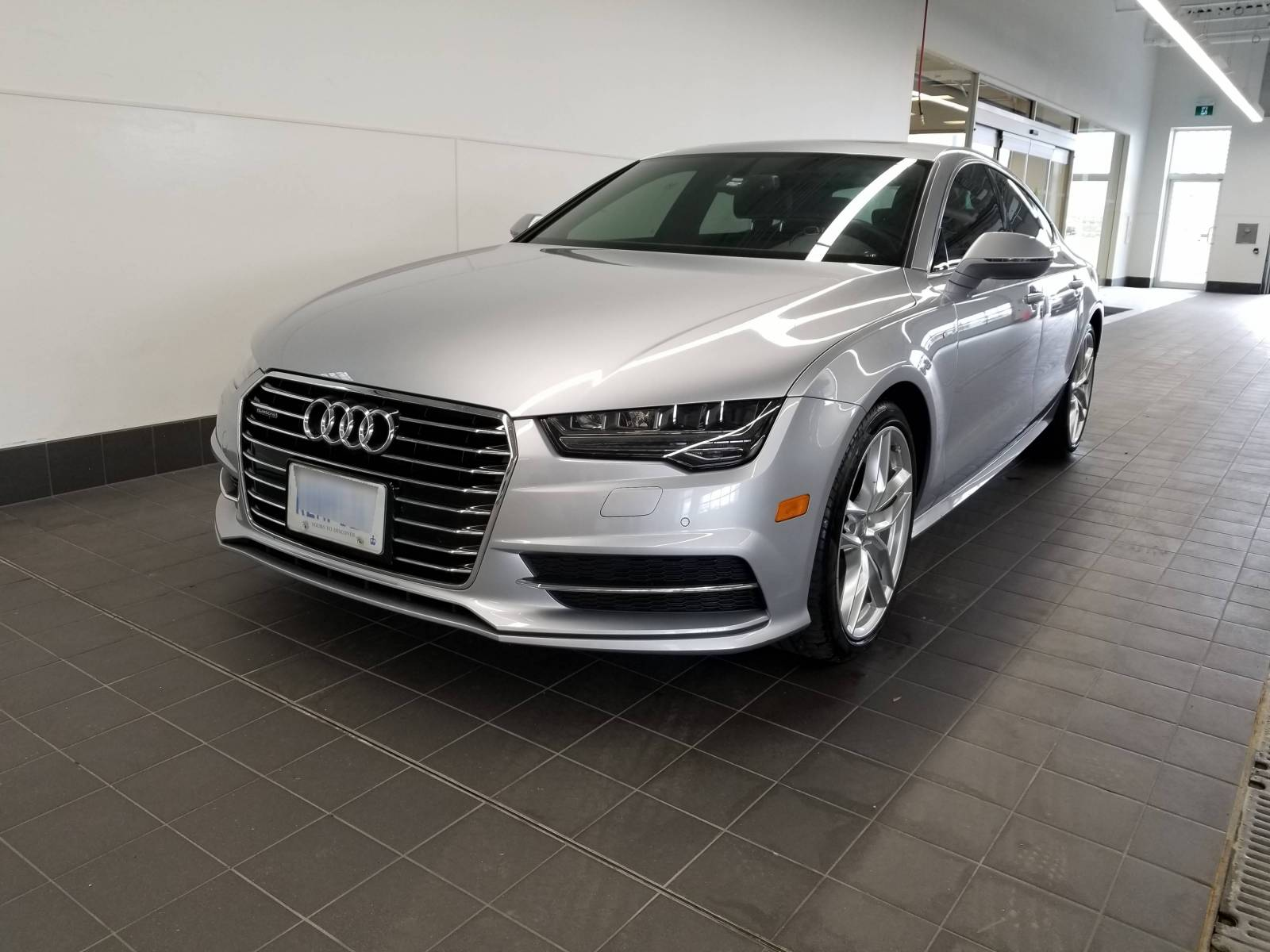audi lease takeover in toronto on 2016 audi a7 3 0t. Black Bedroom Furniture Sets. Home Design Ideas