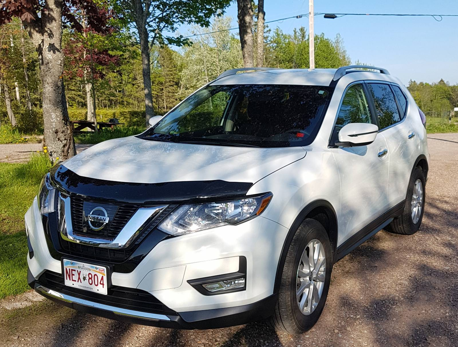 Nissan Lease Takeover In Sussex Nb 2017 Nissan Rogue Sv