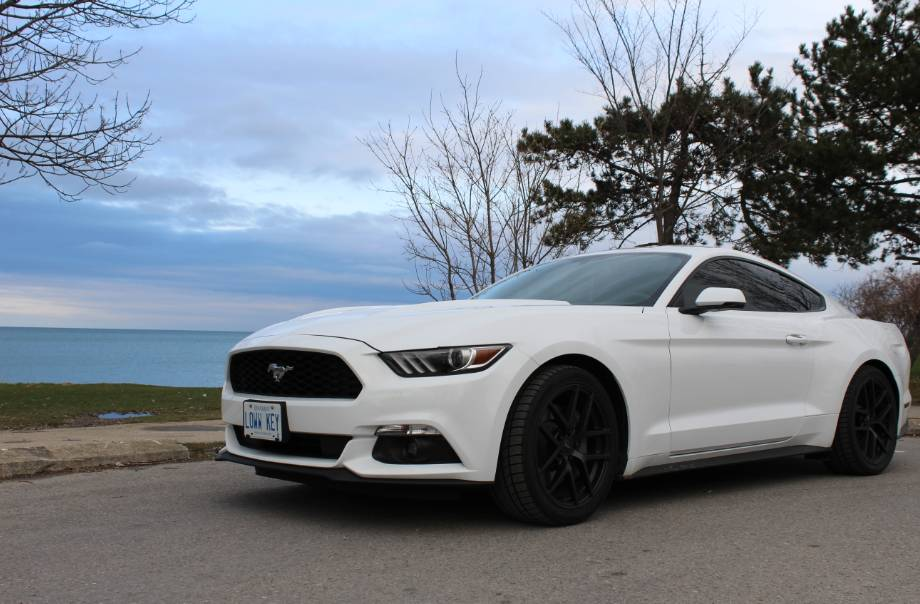 Lease Takeover In Toronto On 2017 Ford Mustang Ecoboost Premium