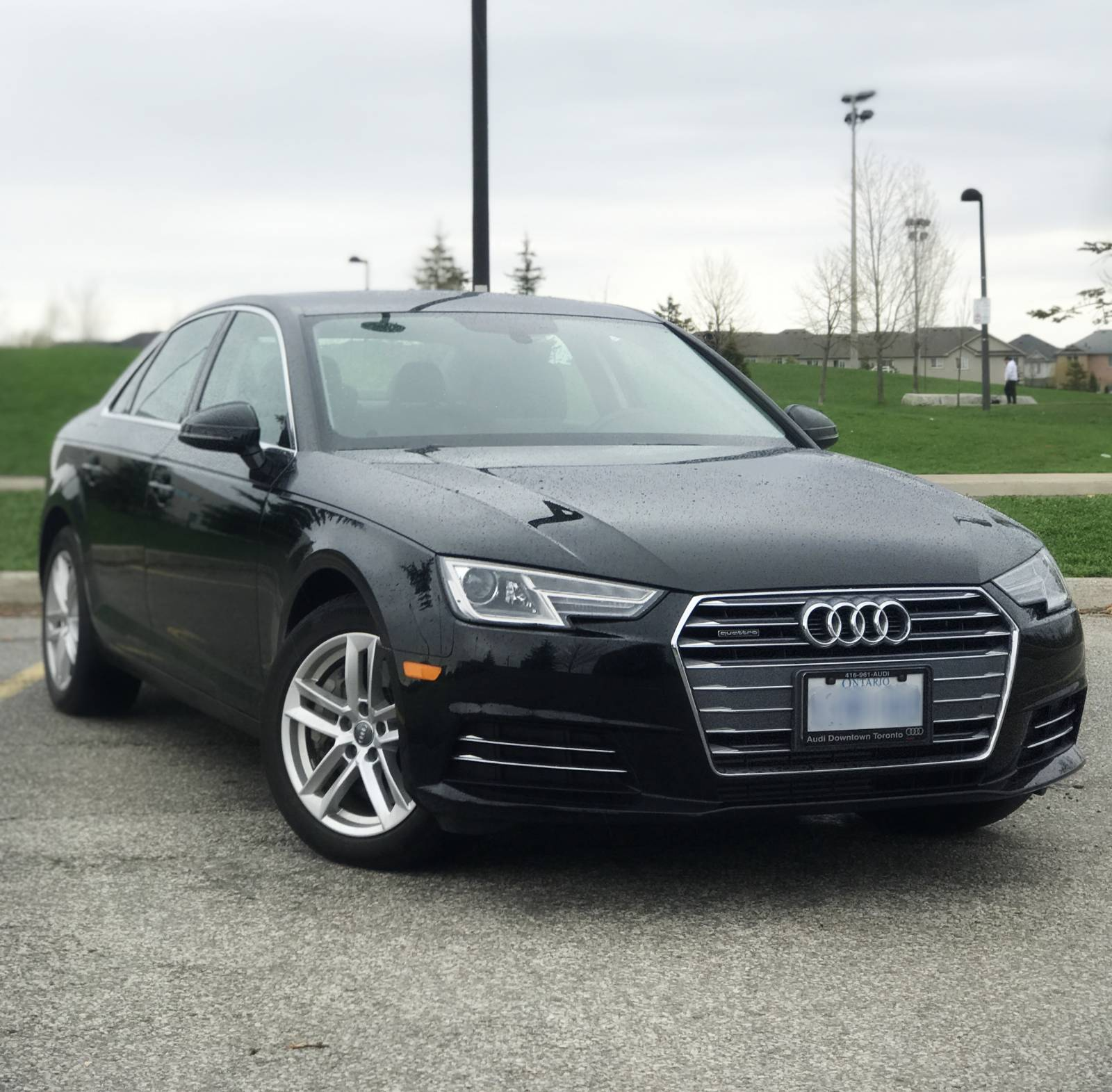 Audi Lease Takeover In Toronto, ON: 2017 Audi A4 Quattro