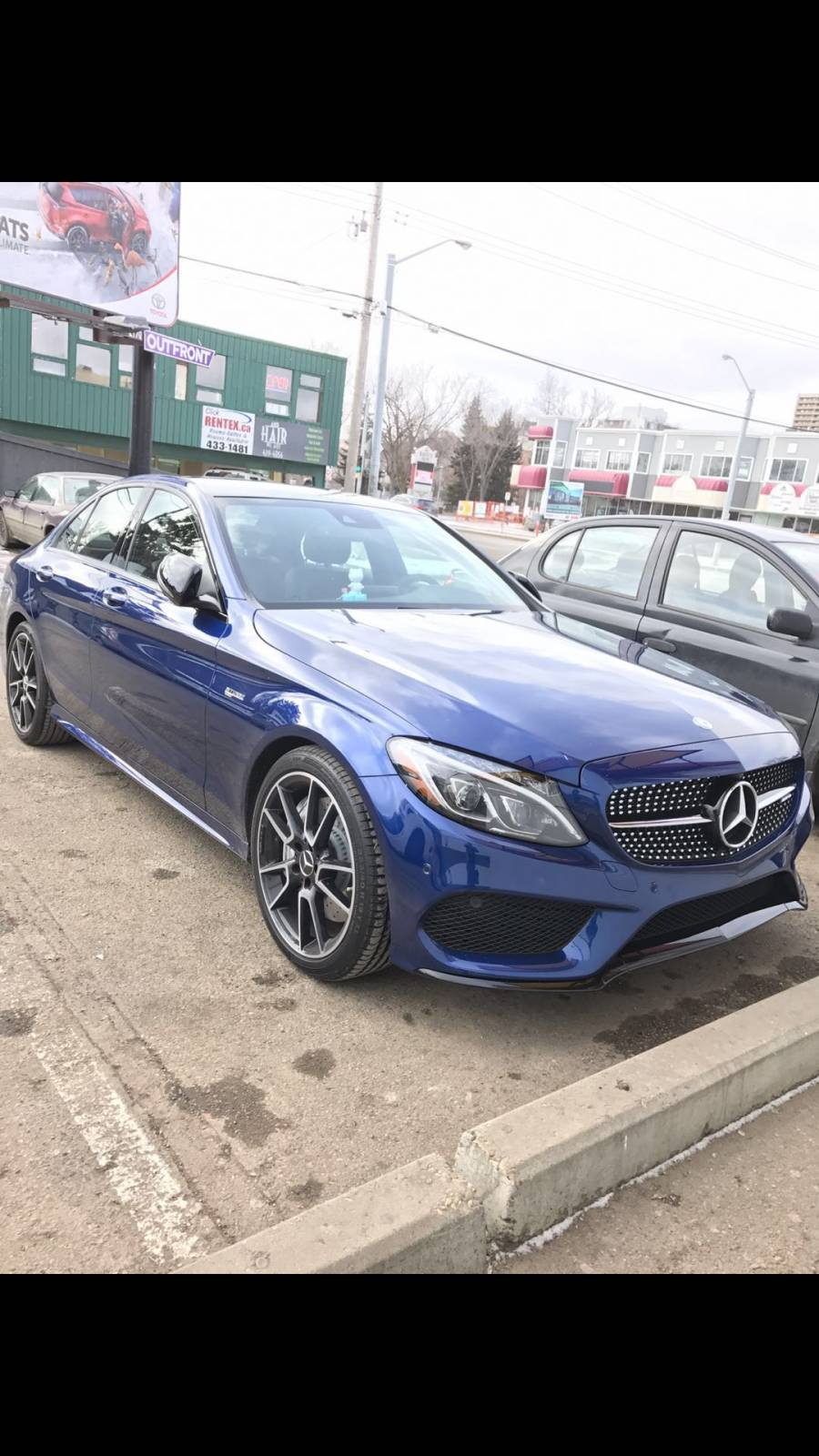Cheapest Car To Lease Canada >> Mercedes-Benz Lease Takeover in Edmonton, AB: 2017 ...