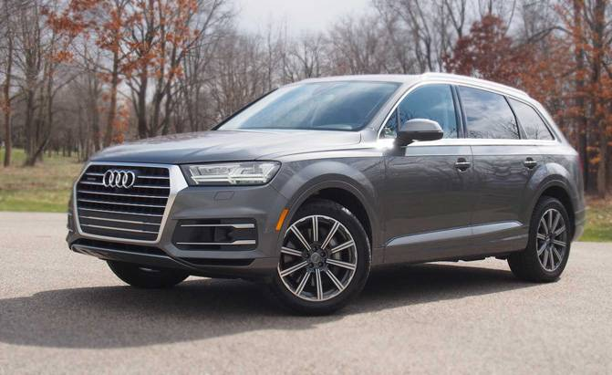 Audi Lease Takeover in Kitchener, ON: 2017 Audi Q7 Technik ...
