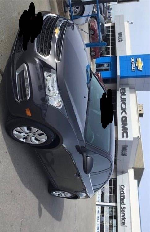 Chevrolet Lease Takeover In Hamilton On 2015 Chevrolet