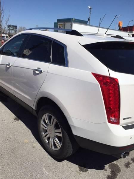 Cadillac Lease Takeover In Ottawa On 2015 Cadillac Srx
