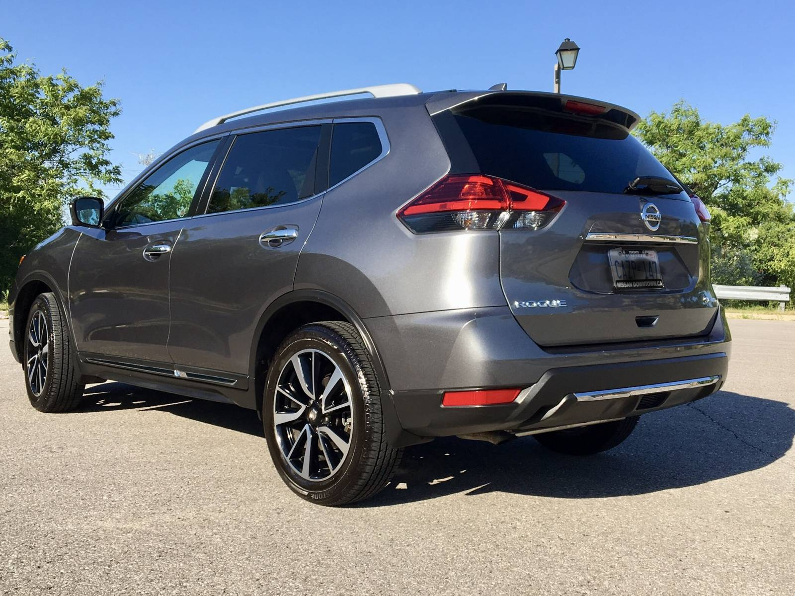lease nissan rogue sl platinum takeover awd toronto automatic canada leasecosts vehicle