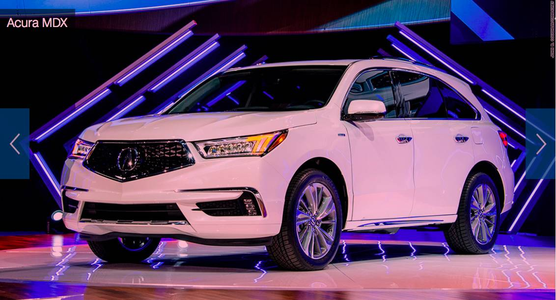 Acura Lease Takeover In Gatineau Qc 2017 Acura Mdx Tech