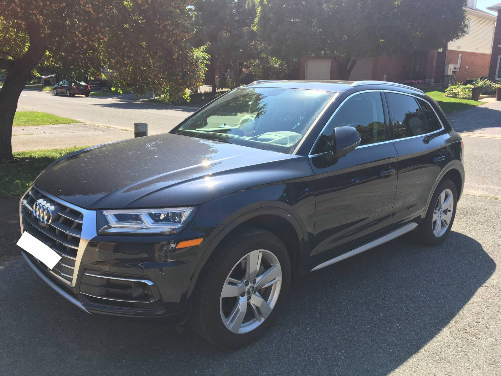 Cheapest Lease Deals >> Audi Lease Takeover in Ottawa, ON: 2018 Audi Q5 Technik ...