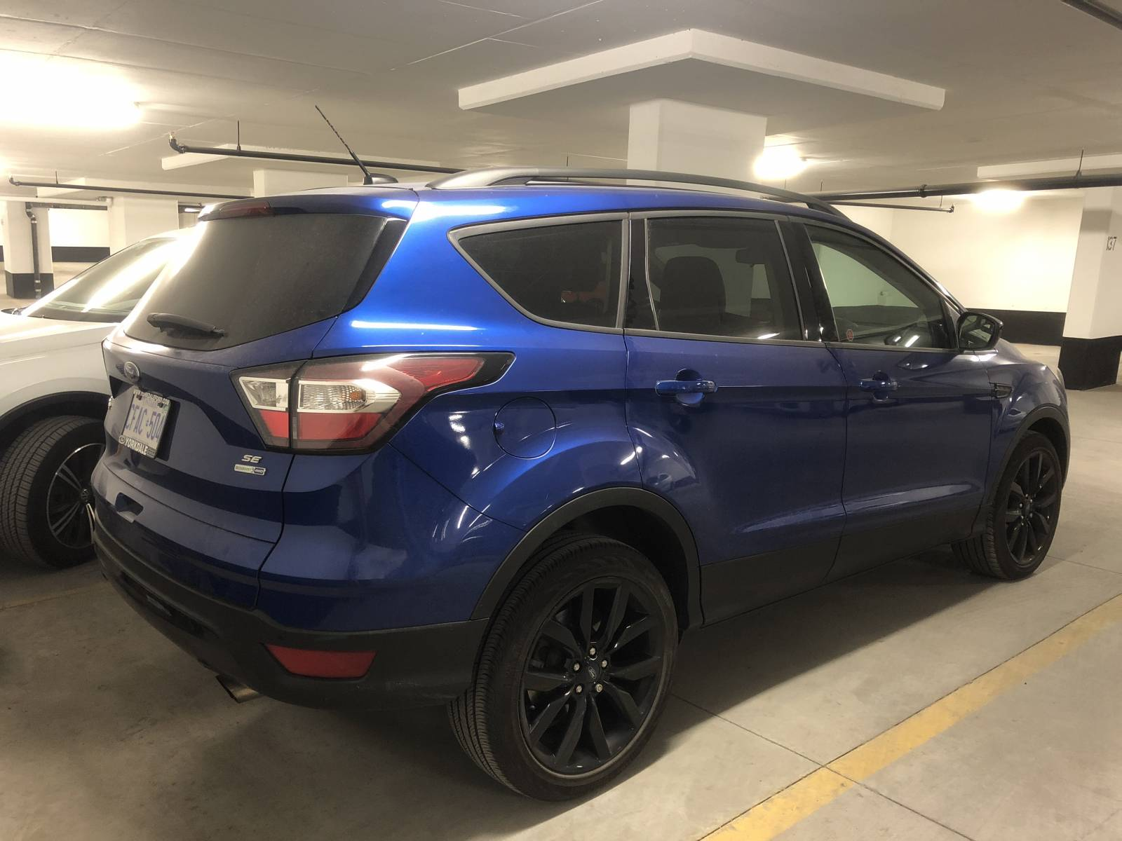 Ford Explorer 2017 Lease >> Ford Lease Takeover in Toronto, ON: 2017 Ford Escape SE Automatic AWD ID:#3849 • LeaseCosts Canada
