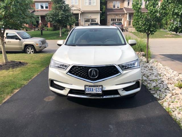 Acura Lease Takeover in Waterdown, ON: 2017 Acura MDX Navi ...