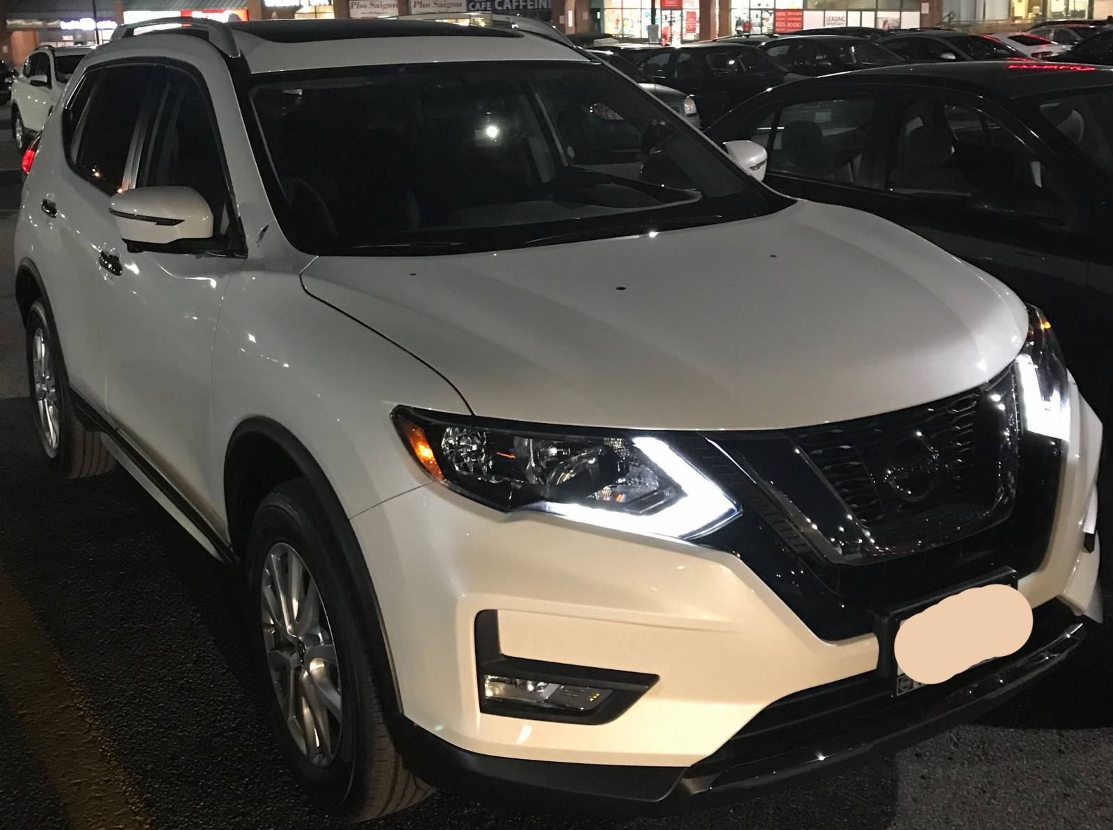 Nissan Lease Takeover In Toronto On 2017 Nissan Rogue Sv