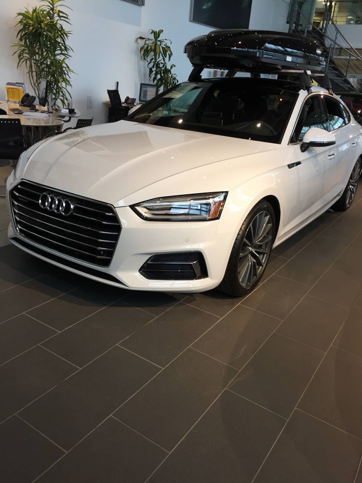 Audi Lease Takeover In Montreal Qc 2018 Audi A5
