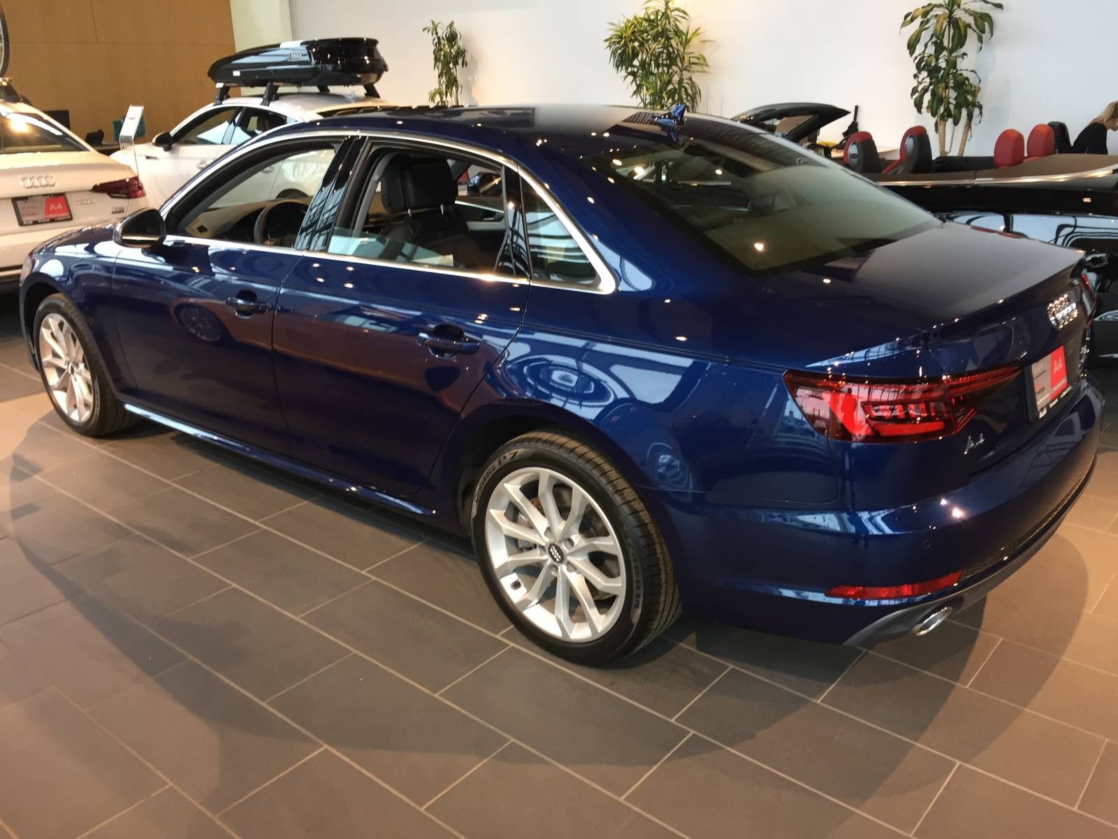 Audi Lease Takeover In Montreal Qc 2018 Audi A4