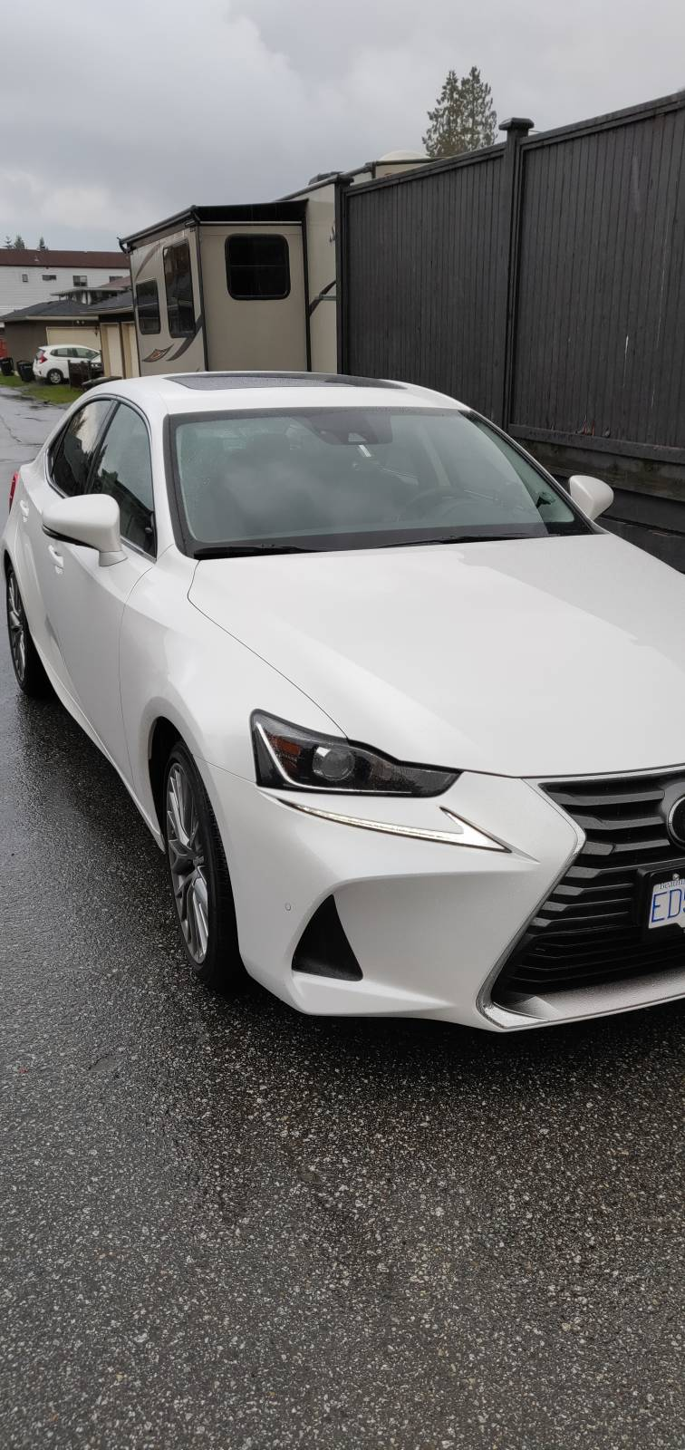 Lexus Lease Takeover In Burnaby Bc 2018 Lexus Is300