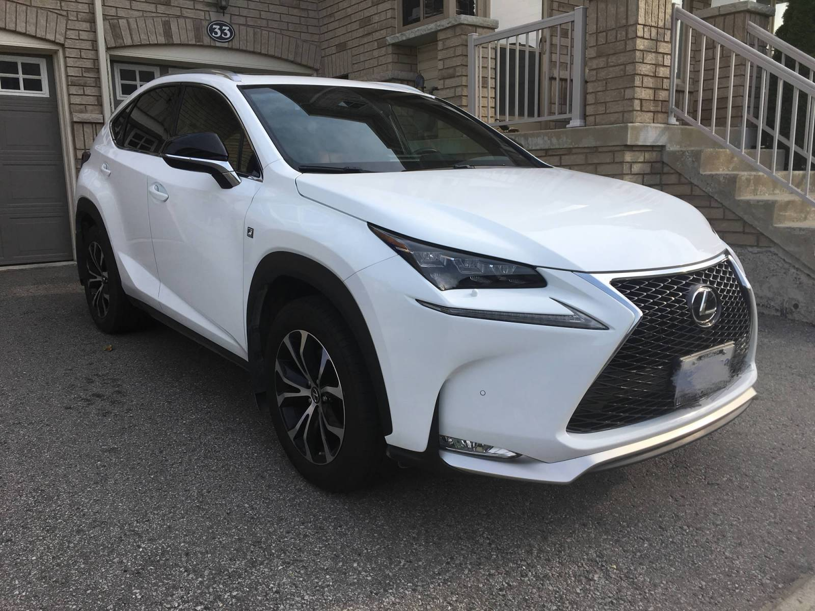 lexus lease takeover in richmond hill on 2017 lexus nx