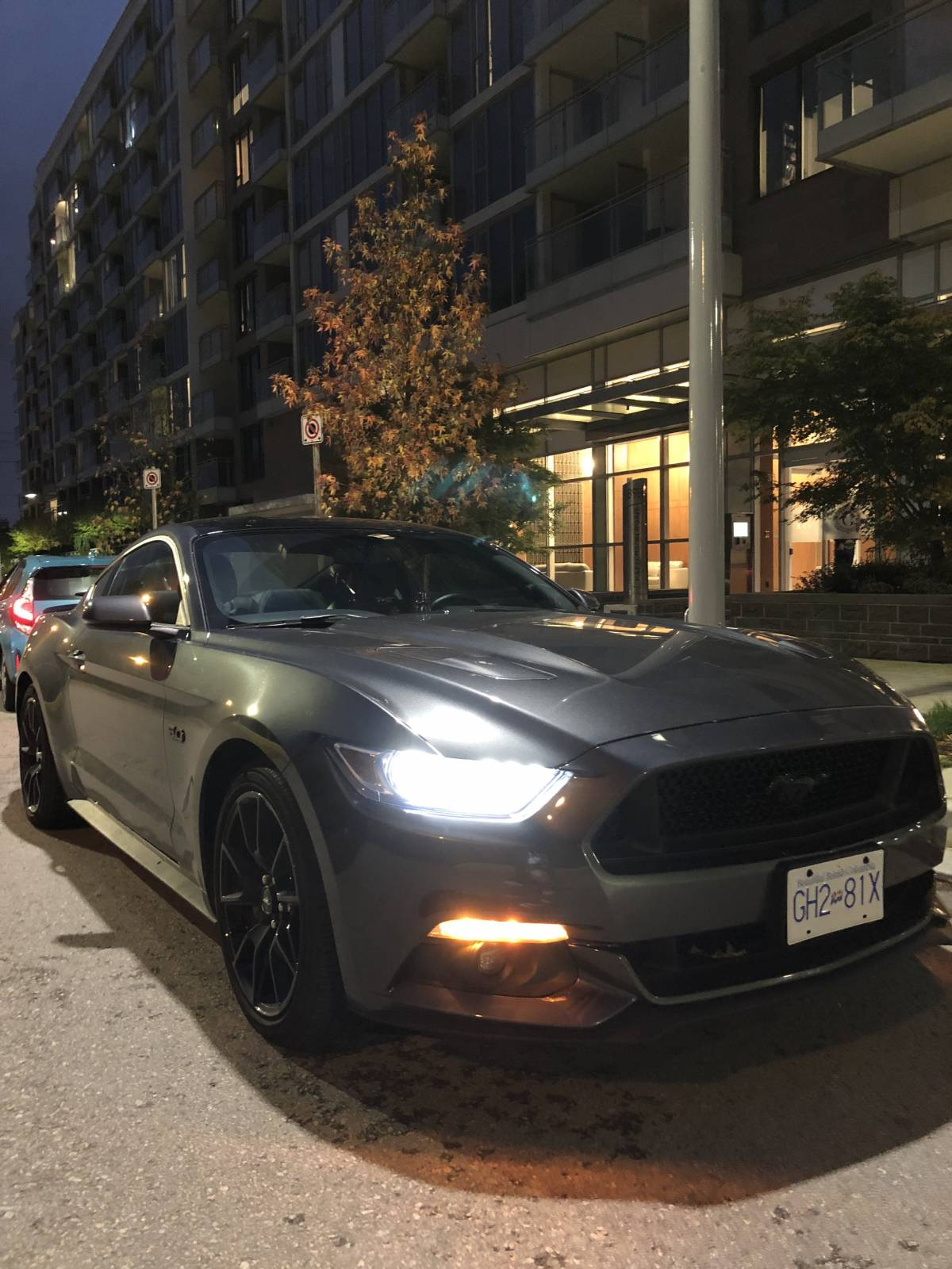 Ford Lease Takeover In Richmond Bc 2017 Ford Mustang Gt