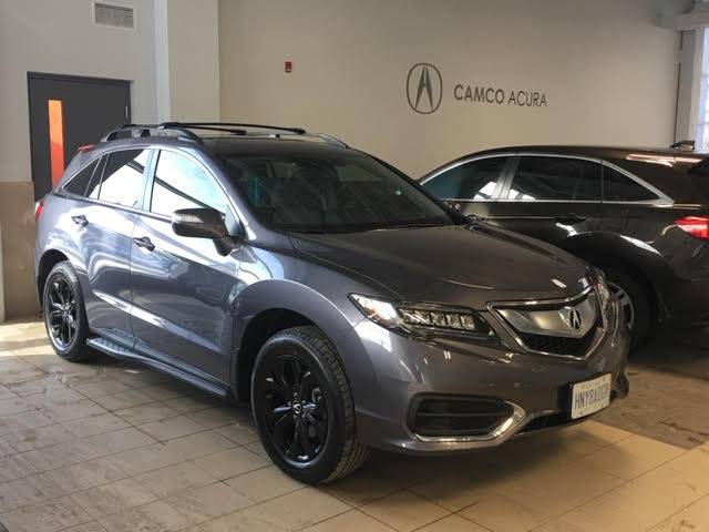 Cheapest Lease Deals >> Acura Lease Takeover in Markham, ON: 2017 Acura RDX Tech ...