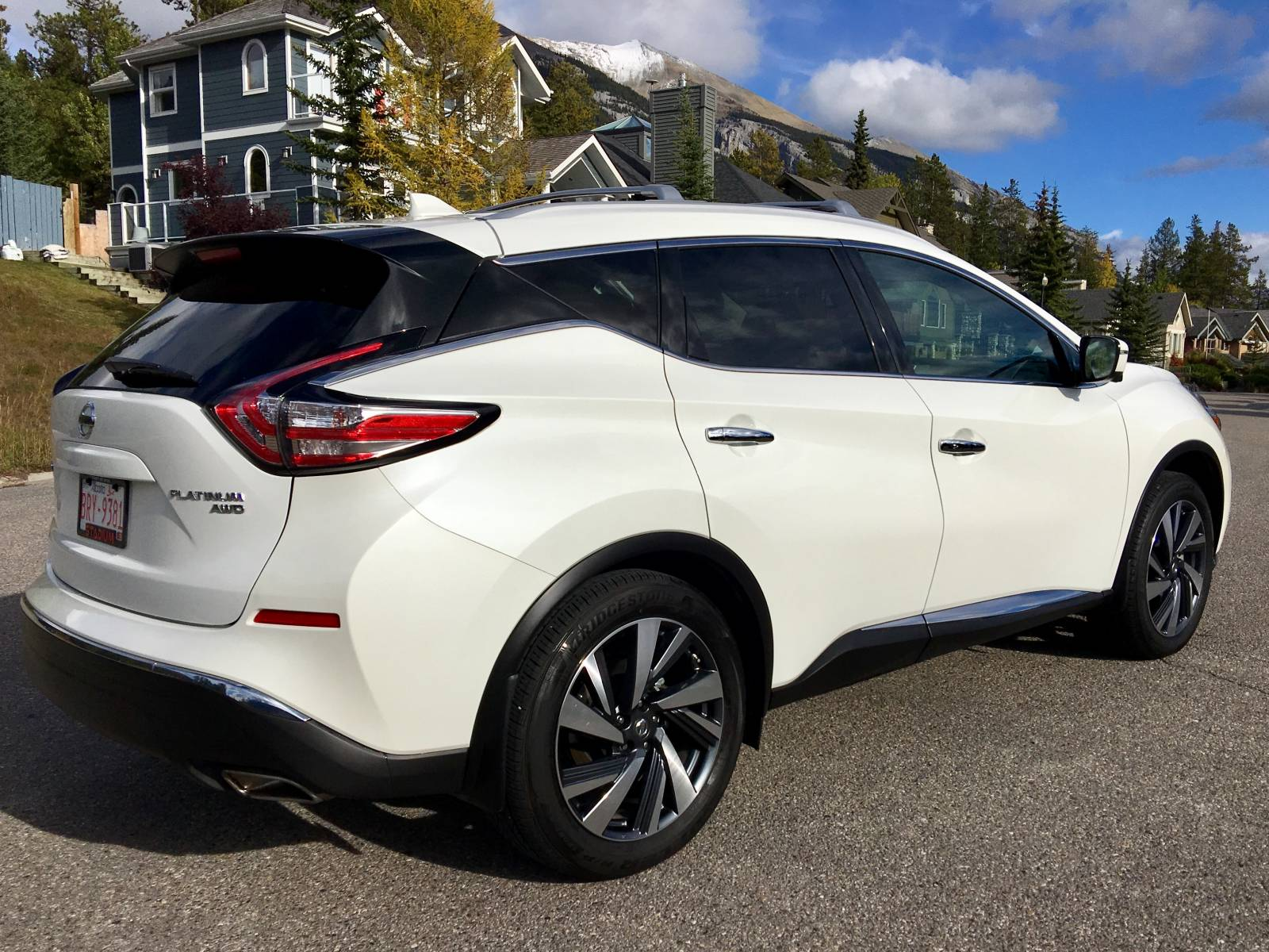 Nissan Lease Takeover in Canmore, AB: 2018 Nissan Murano ...