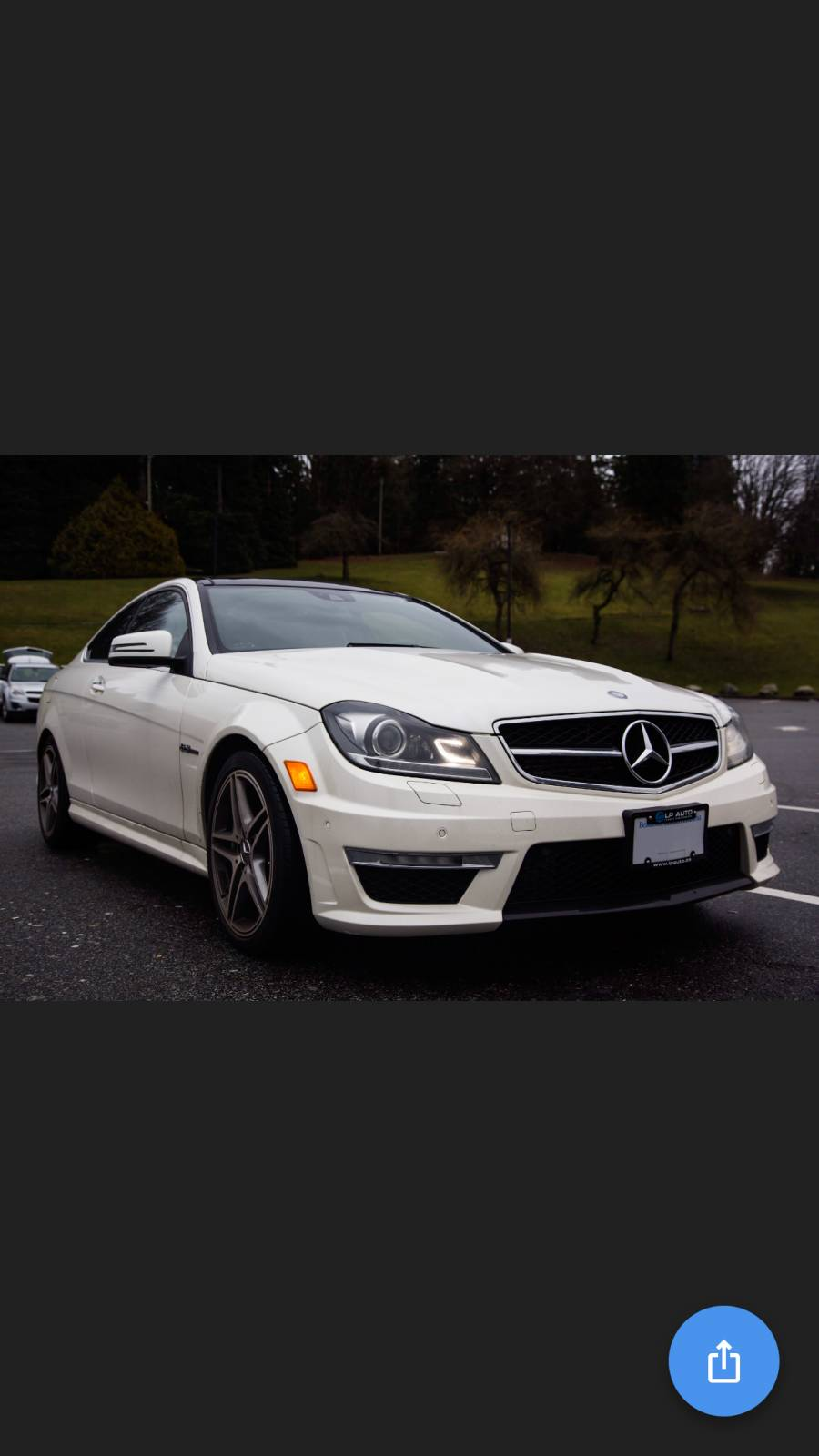 Mercedes Benz Lease Takeover In Vancouver Bc 2012