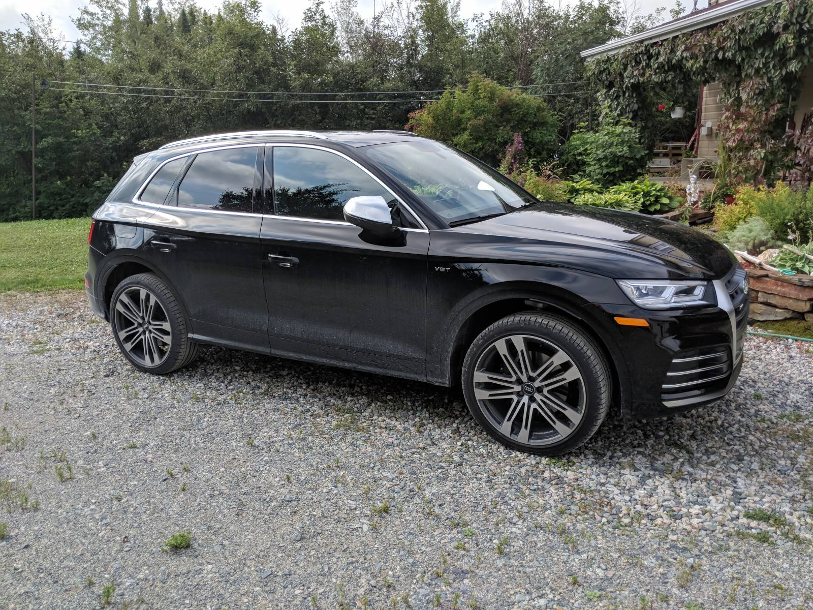 Audi Lease Takeover In Gatineau Qc 2018 Audi Sq5