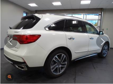 Acura Lease Takeover in Richmond Hill, ON: 2017 Acura MDX ...