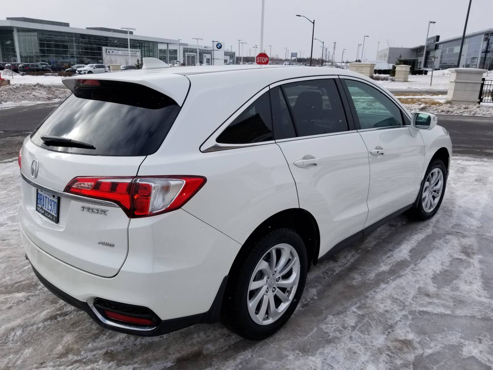 acura lease takeover in gta  on  2018 acura rdx automatic awd id  4249  u2022 leasecosts canada