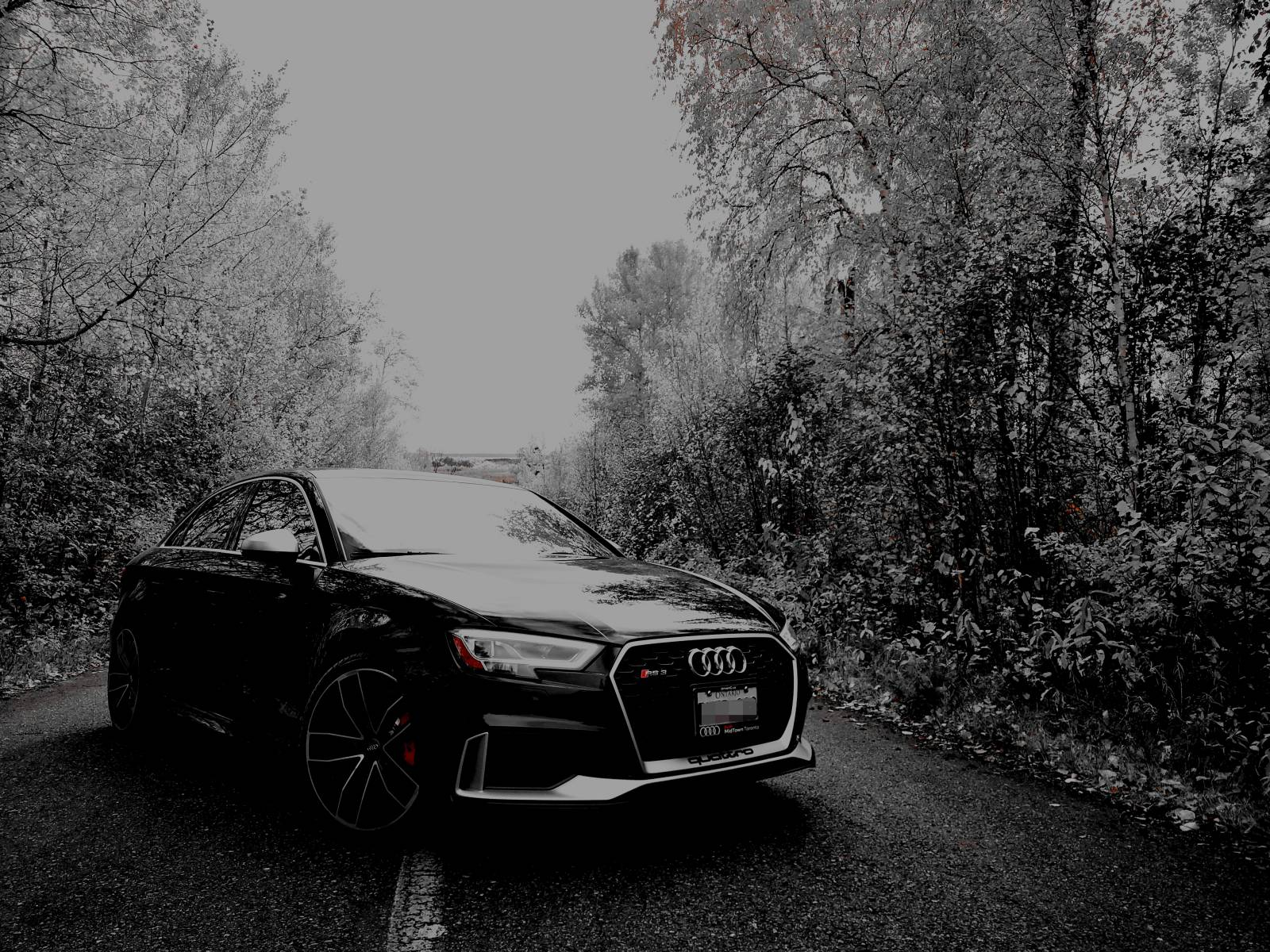 Audi Lease Takeover in Toronto, ON: 2018 Audi RS3 Automatic AWD ID:#4301