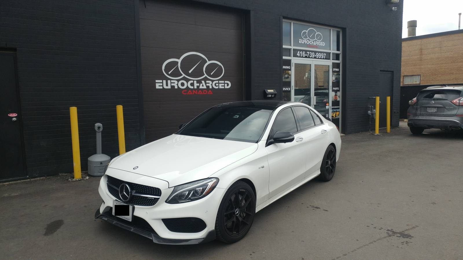 Mercedes-Benz Lease Takeover in Toronto, ON: 2017 Mercedes-Benz C43 AMG  Automatic AWD ID:#4438