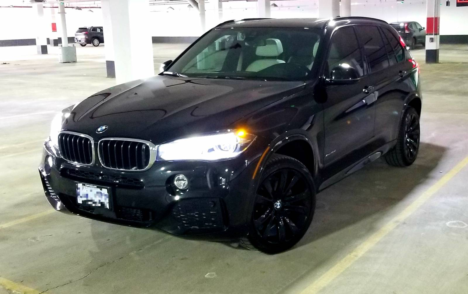 Bmw Lease Takeover In Toronto On 2018 Bmw X5 Xdrive 35d