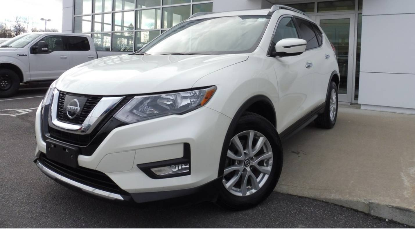 Nissan Rogue Lease >> Nissan Lease Takeover In Toronto On 2017 Nissan Rogue Sv Automatic Awd Id 4398