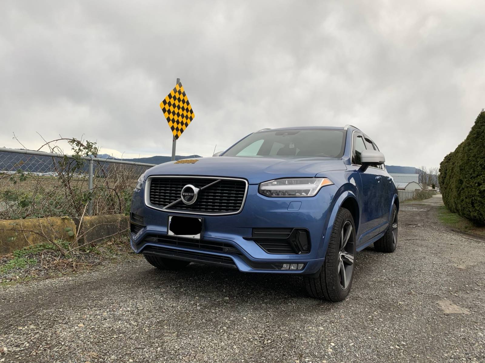volvo lease takeover in vancouver  bc  2018 volvo xc90 r