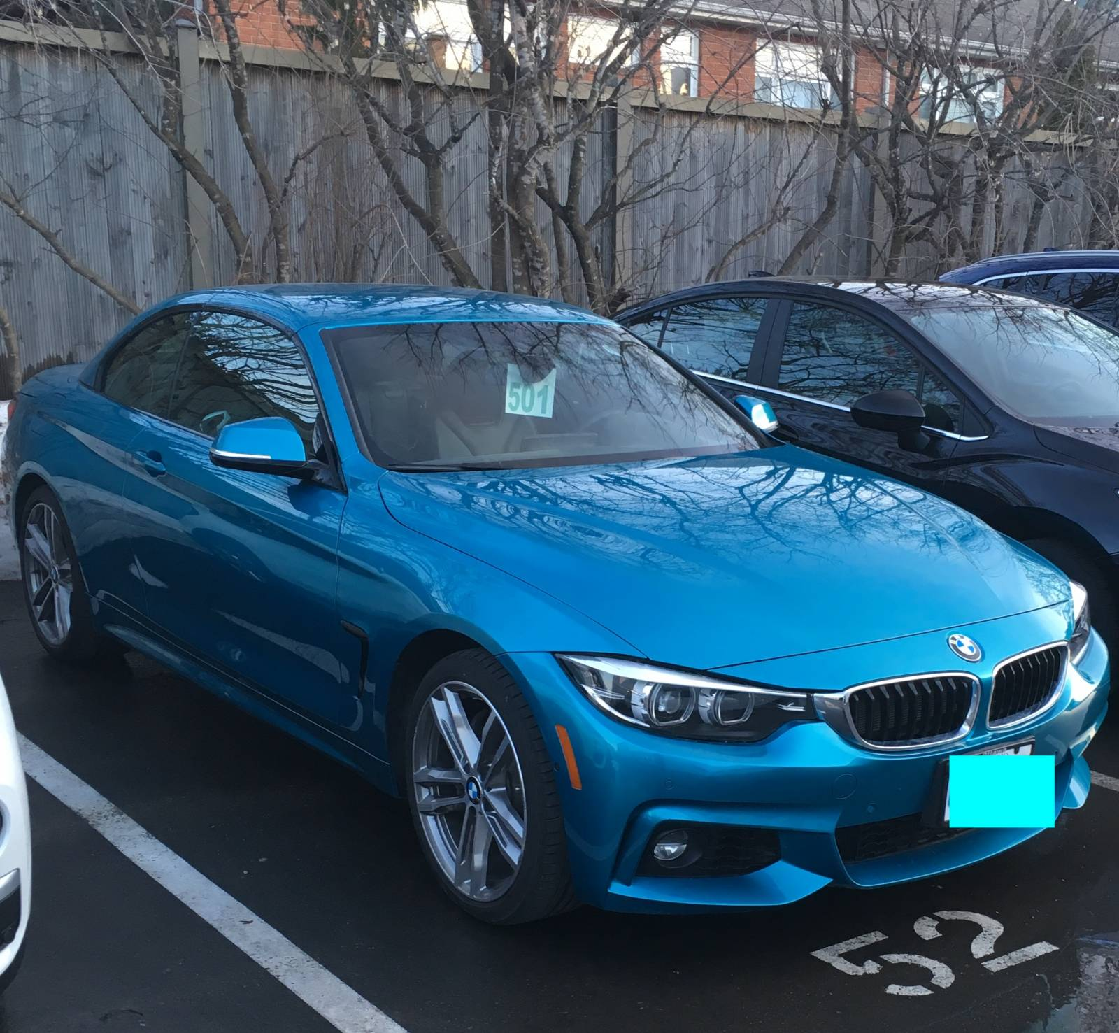 BMW Lease Takeover In Ottawa, ON: 2018 BMW 4 Series 440i