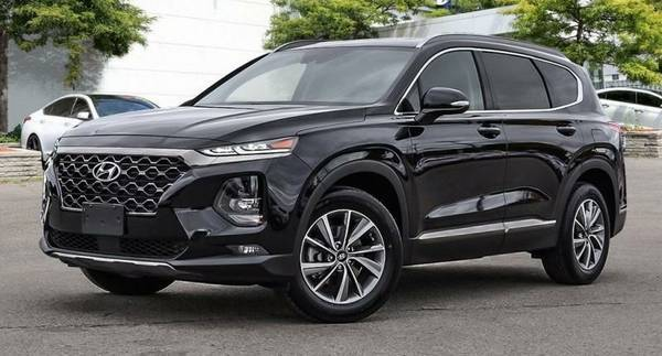 Hyundai Warranty Transfer >> Hyundai Lease Takeover in Surrey, BC: 2019 Hyundai Santa ...