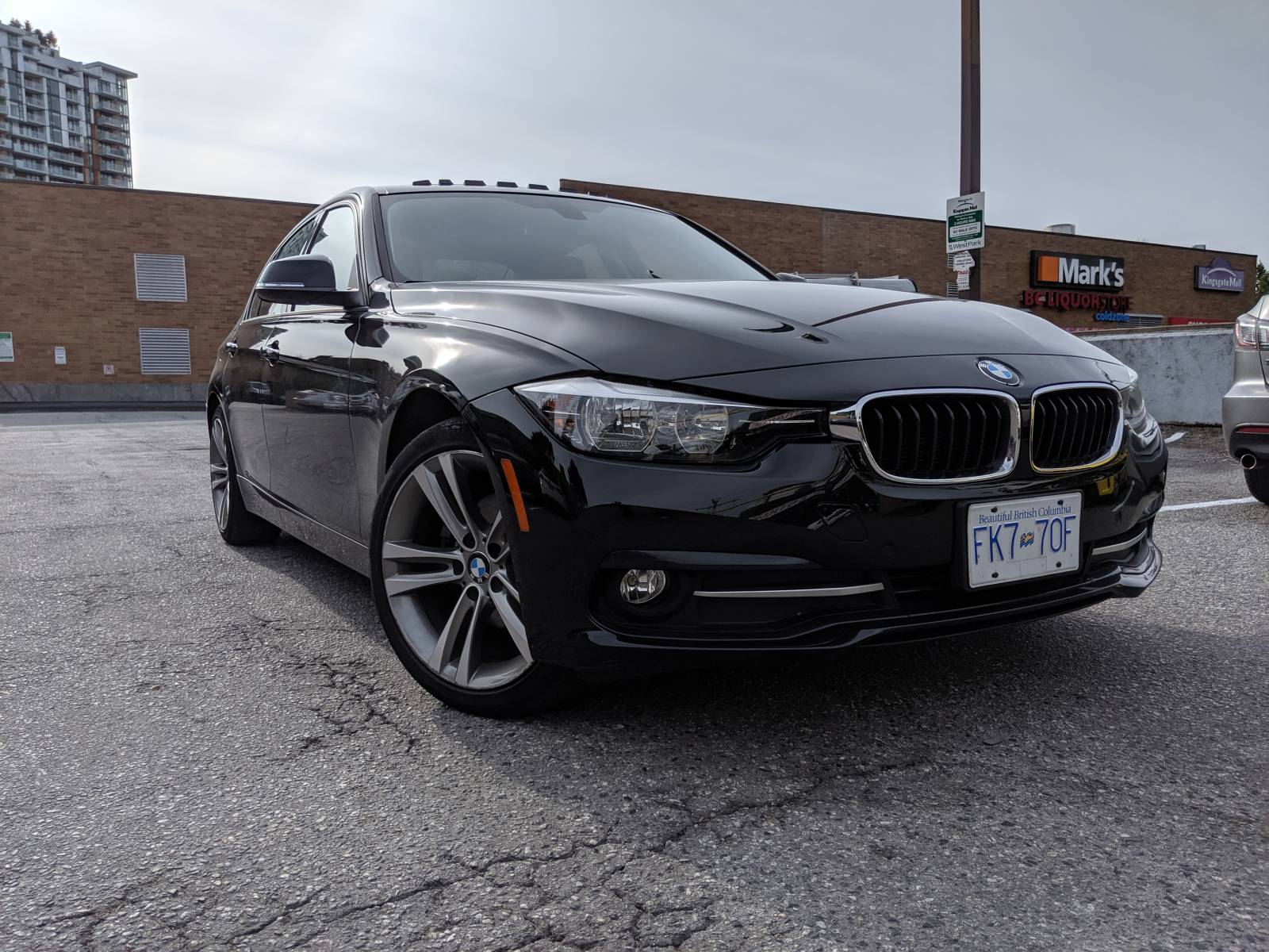 Car Lease Takeover >> BMW Lease Takeover in Vancouver, BC: 2016 BMW 320i XDrive ...