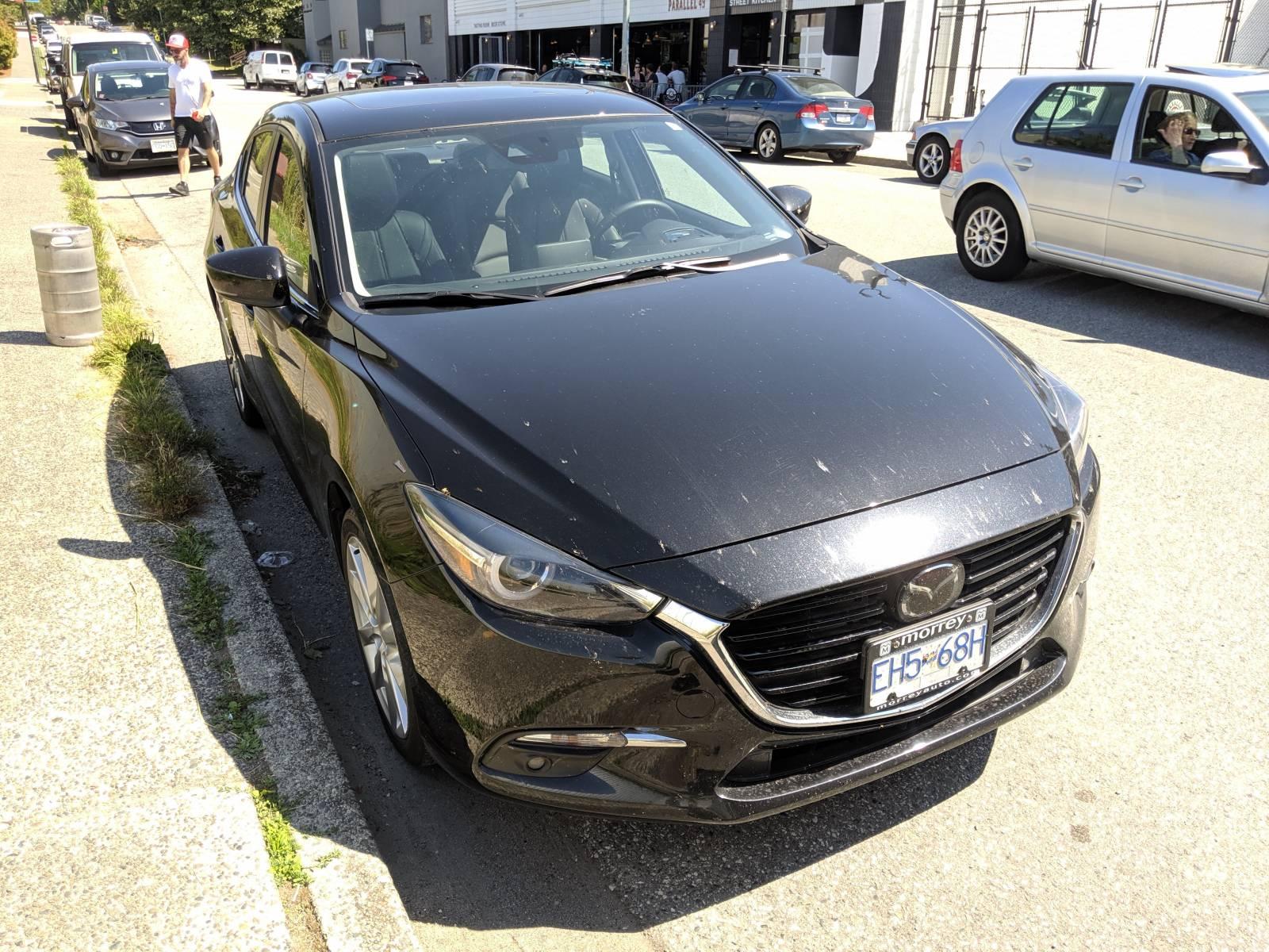 Mazda Lease Takeover in Vancouver, BC: 2017 Mazda Mazda3 ...