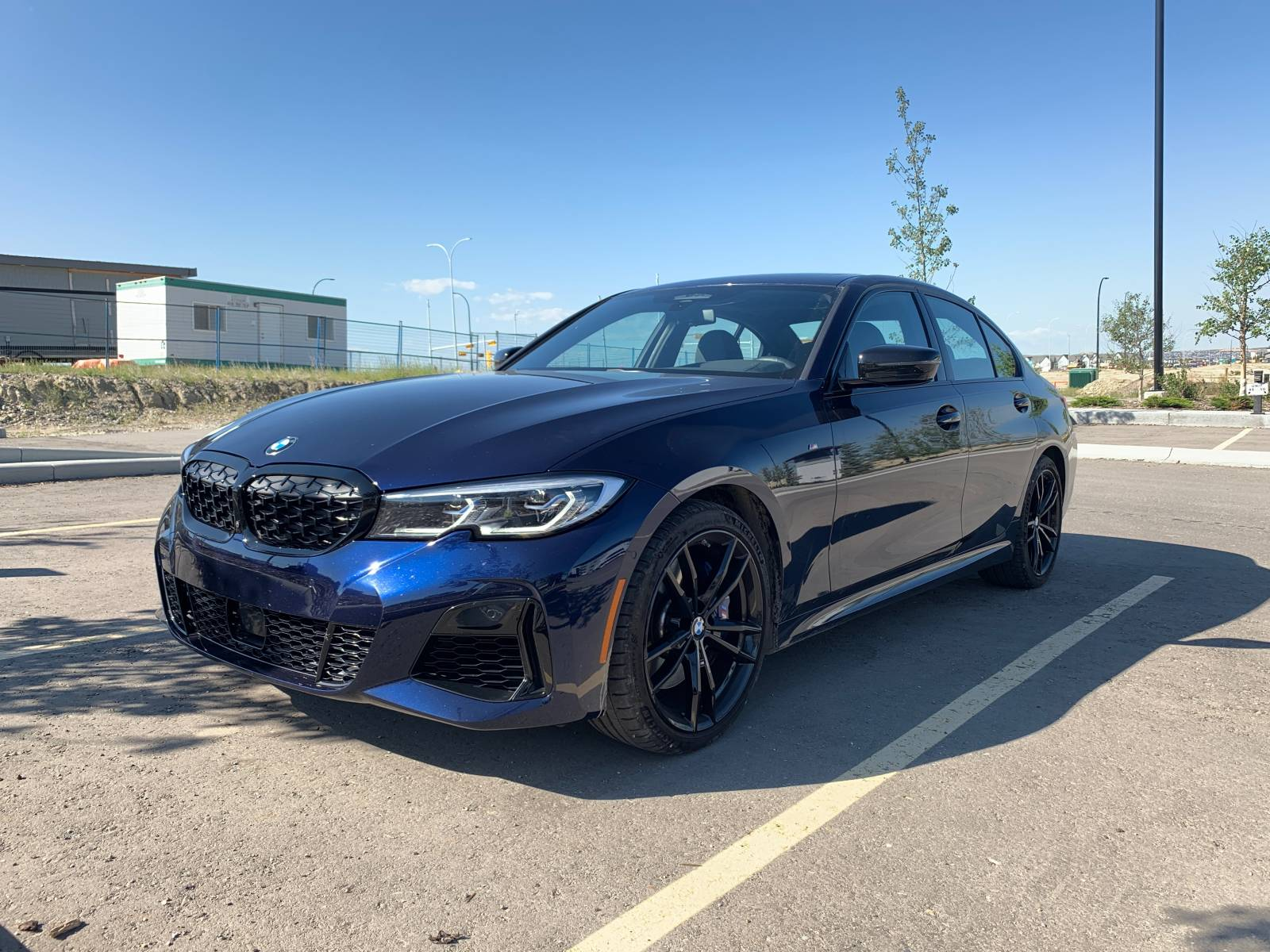 Bmw Lease Takeover In Calgary Ab 2020 Bmw M340i Xdrive Automatic Awd Id 17028 Leasecosts Canada