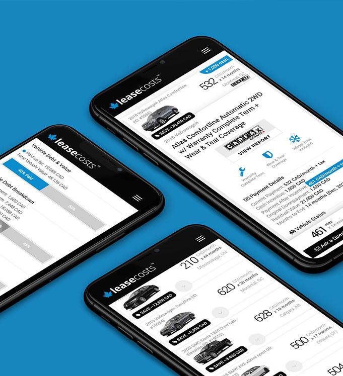 Car Payment Calculator & Explorer • LeaseCosts Canada